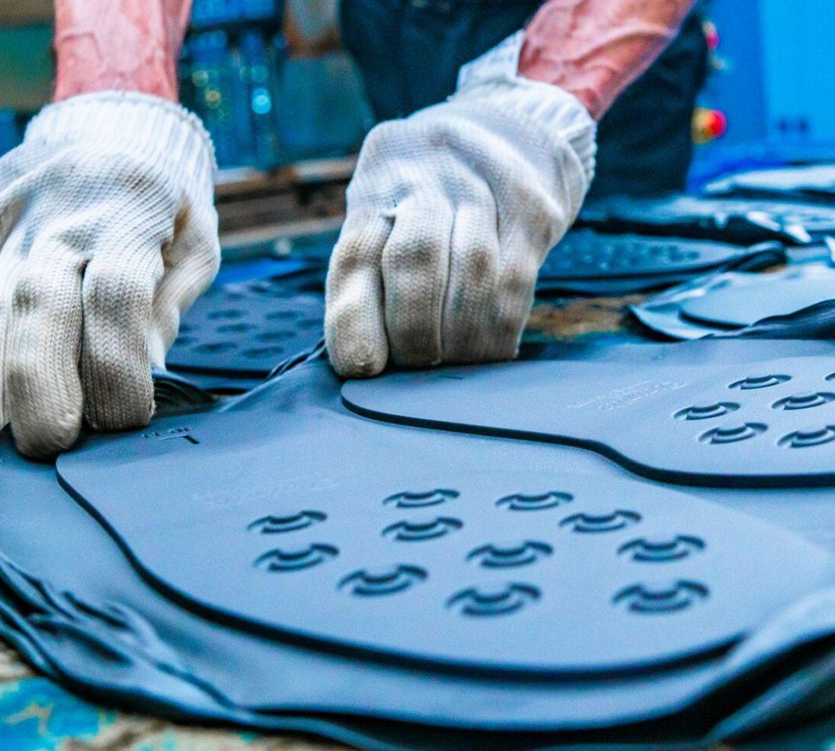 Dainite - Rubber Sole Manufacturers