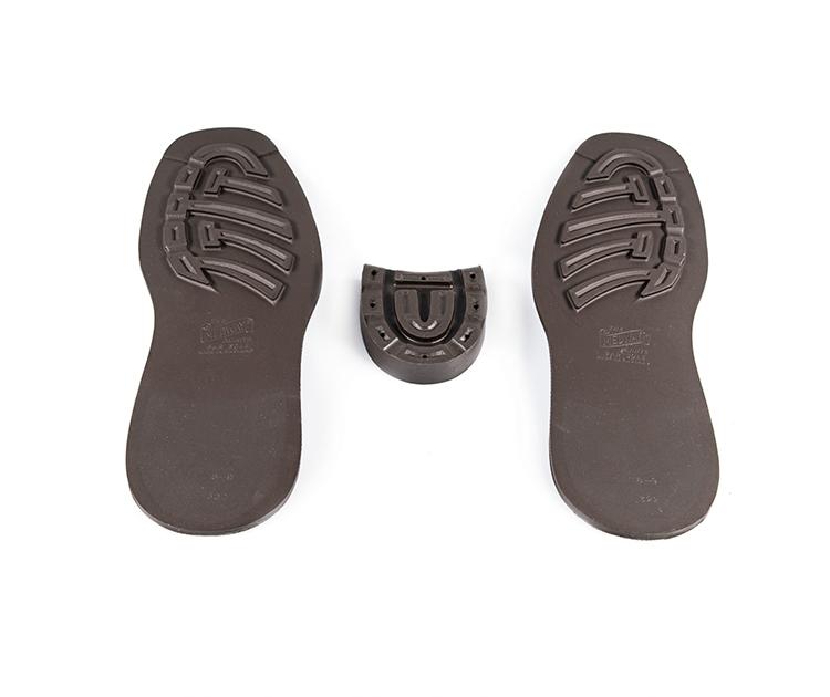 Brown Medway Sole & Heel